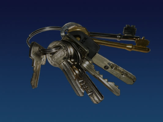 Key Cutting – Griffiths Security